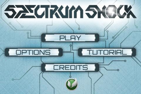 SpectrumShock_MainMenu